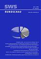 SWS-Rundschau (Cover)