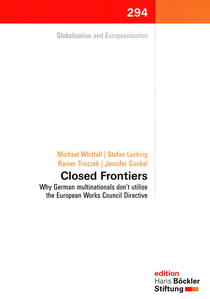 Closed Frontiers (Cover)