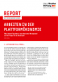 Stefan Lücking (2019): Arbeiten in der Plattfprmökonomie