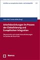 Umschlag zu: Arbeitsbeziehungen im Prozess der Globalisierung